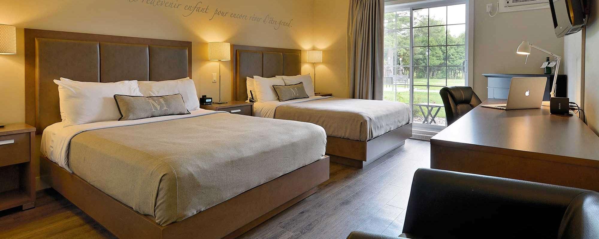 Hotel Chambre Foyer : Oasis chambres d hôtel près de trois rivières